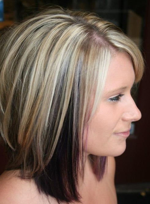Trendy Hair Color For Medium Length Hair PoPular Haircuts
