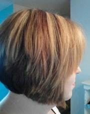 layered bob hairstyles straight
