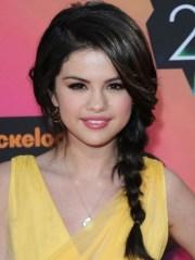 side braid hairstyles - popular