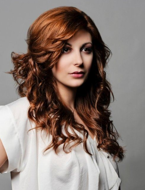 Work Hairstyle For Long Hair Women Haircuts PoPular Haircuts