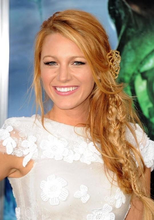 Braid Hairstyles for Long Hair, Blake Lively Hair