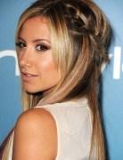 Cute Braided Hairstyles, Ashley Tisdale Hair