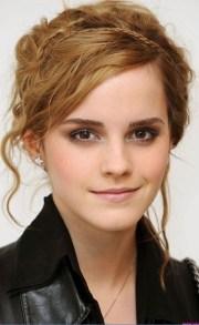 emma watson' hairstyles cute