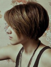 hottest bob haircuts - short