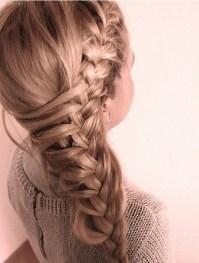 Long Hairstyles - Side Braided Hair Styles - PoPular Haircuts
