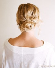 simple and easy updos prom