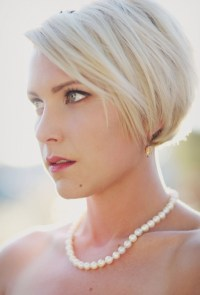 10+ Wedding Hairstyles 2014 for Short Hair - PoPular Haircuts