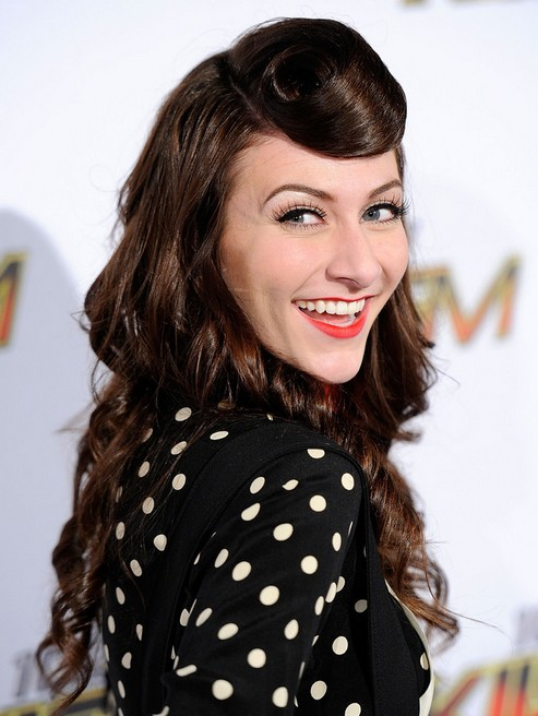 6 Amy Heidemann Hairstyles  PoPular Haircuts