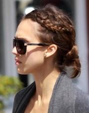 jessica alba hairstyles - popular