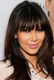 kim kardashian haircuts 2014 long