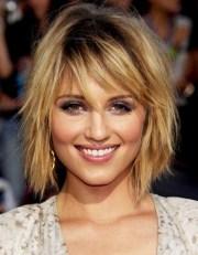 stylish short shag hairstyles