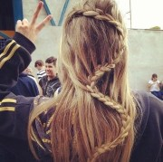 hottest braided hairstyles