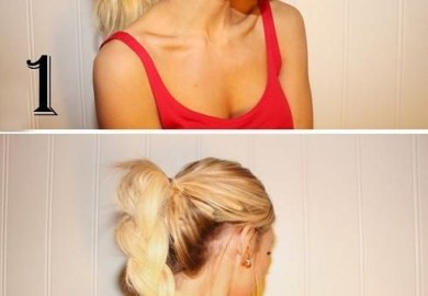 Easy Homecoming Hairstyles Pinterest