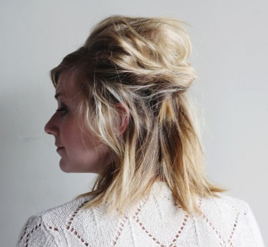 10 Updo Hairstyles For Short Hair PoPular Haircuts