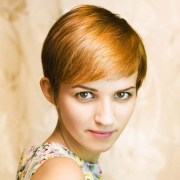 chic pixie haircuts easy short