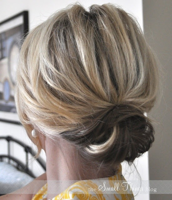 12 Short Updo Hairstyles Ideas Anyone Can Do  PoPular