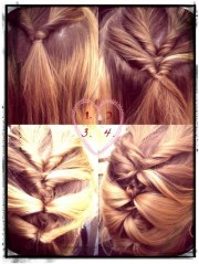 ways make cute everyday hairstyles