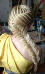 5 cute and easy fishtail braid
