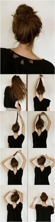 ways make cute everyday hairstyles