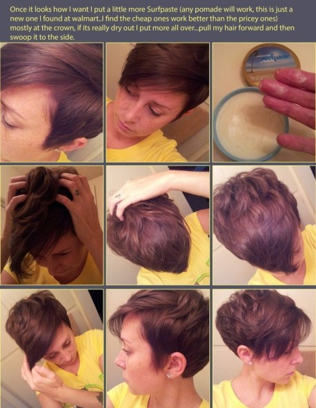 How to Style: Short Pixie Hairstyles