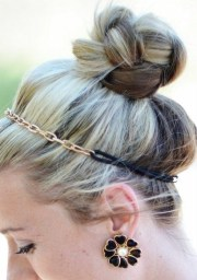 simple office hairstyles