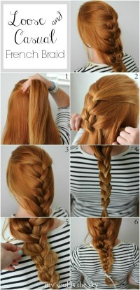 10 Charming Braided Hairstyles Tutorials for Summer ...