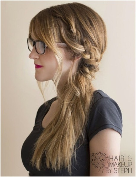 Diy Braided Hairstyles: Hairstyles for Summer to Fall
