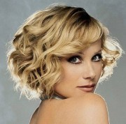 layered hairstyles short
