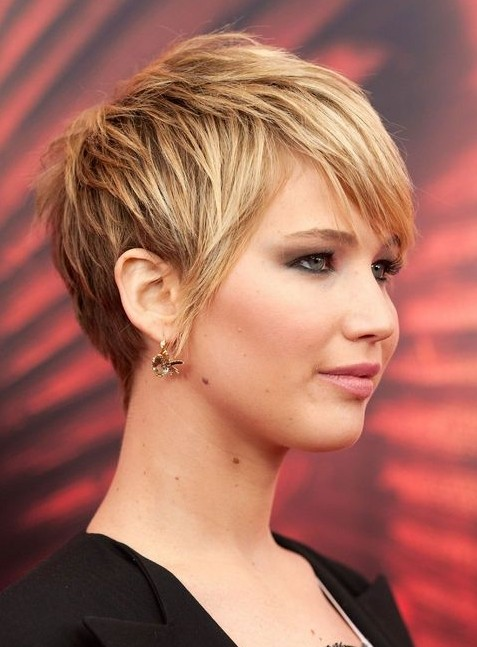 Uniform Layers Hair Cut : uniform, layers, Trendy, Pixie, Hairstyles, PoPular, Haircuts