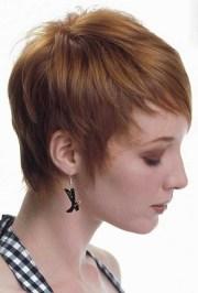 trendy long pixie hairstyles