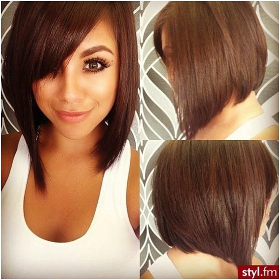 Hairstyle Line Short Bob Haircut