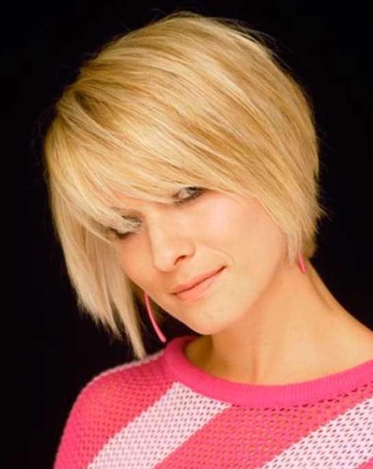 15 Cute Chin Length Hairstyles For Short Hair PoPular Haircuts