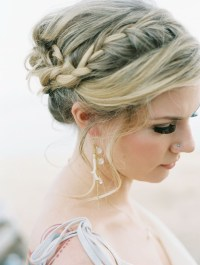 8 Chic Braided Updos: Updo Hairstyles Ideas
