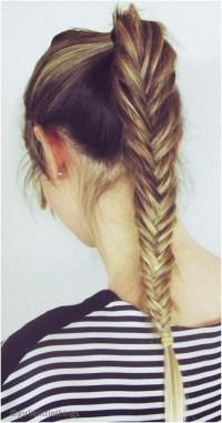 10 Fishtail Braid Ideas for Long Hair - PoPular Haircuts
