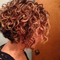 Great hairstyles for short curly hair haircuts for women over 40