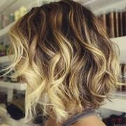 stylish bob hairstyles wavy