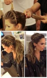 cute ponytail ideas summer