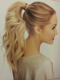 10 Cute Ponytail Ideas: Summer and Fall Hairstyles for ...