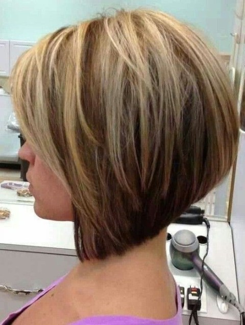 Everyday Hairstyles: A-line Short Haircut