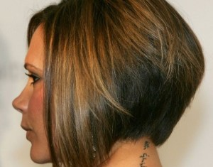 Short Hairstyle For Straight Hair