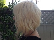chic inverted bob hairstyles