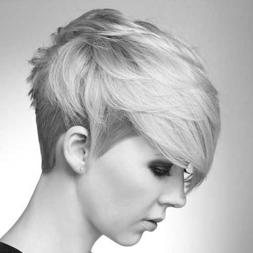 7 Stylish Messy Hairstyles For Short Hair PoPular Haircuts