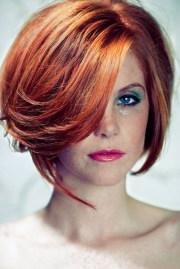 short red haircuts hair