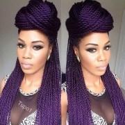 beautiful african hair braiding