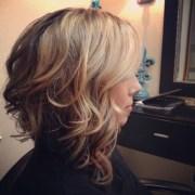 stylish wavy bob hairstyles