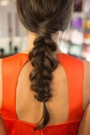 braid long hair - popular