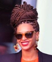 pretty african american braids