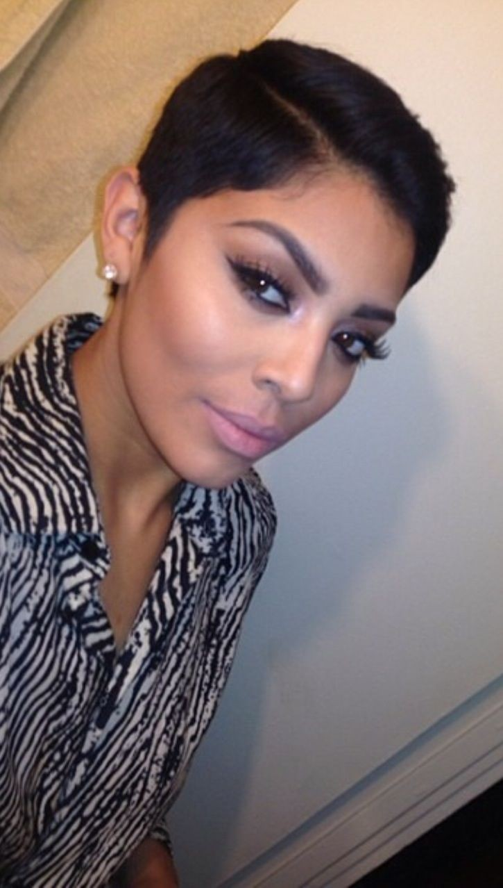 22 Easy Short Hairstyles For African American Women Popular Haircuts