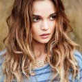 Blunt layered long hair styles women long hairstyles 2015