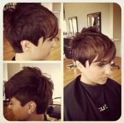 stylish pixie haircuts short